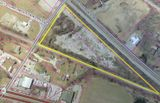 7.9761 acre I -1 Zoned Site just off Highway 62, Jeffersonville