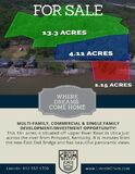 18 Acres Development Opportunity Utica, IN