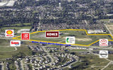 2047 Merchant Drive Outparcels for Lease