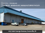 Industrial/Warehouse Facility / #3803