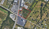 +/- 8 AC of Land Available - Dense Traffic Count