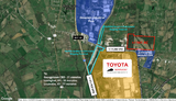 For Sale | +/-161 AC of Industrial Land | Georgetown, KY