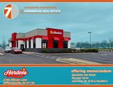 Hardee's Absolute NNN Lease